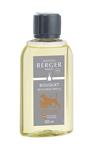 Parfum Berger Scented Bouquet refill Floral and Zesty Anti-animal odour