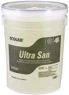 Ecolab 13961 ET Ultra San Sanitizer - 5 Gal.