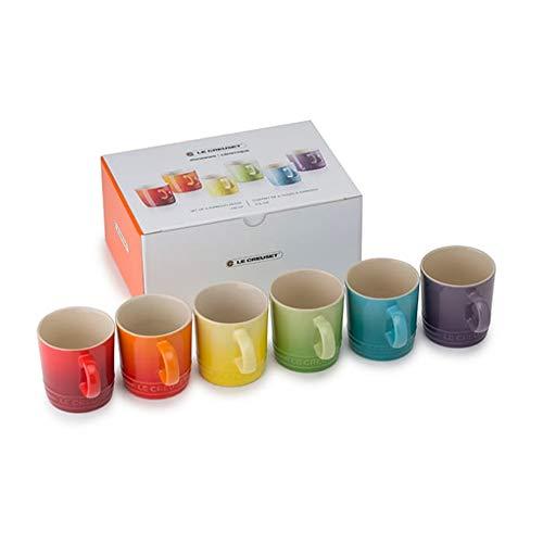 Le Creuset Espresso-Tassen-Set,...