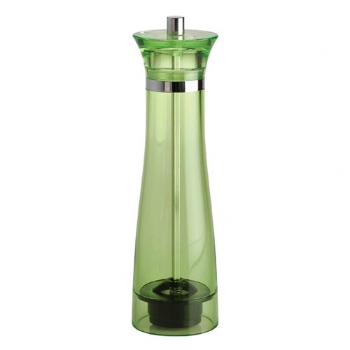 Moulin à poivre en acrylique coloré acrylique iQue Green