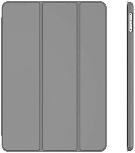 Funda inteligente magnética para Apple iPad Air 2/2ª generación (2014) A1566 A1567 (gris)