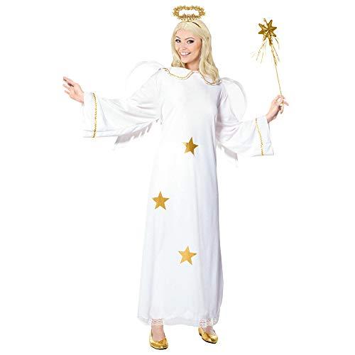 WIDMANN Widman - Disfraz de Navidad para mujer, talla L (35113)
