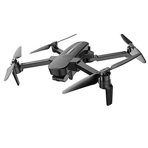 SuRose Drone, GPS Original 5G WiFi 4KM FPV con cámara 4K UHD Cardán de 3 Ejes esférico panorámico RC Drone Quadcopter (Color: 2B con Bolsa)