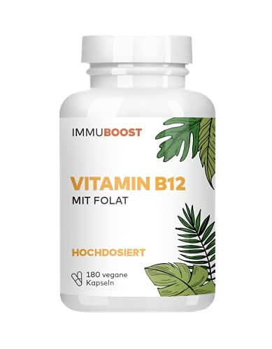 ImmuBoost ® Vitamin B12 mit Folat   180...