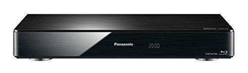 Panasonic DMR-BST940EG Blu-ray Rekorder 2TB Festplatte (Triple HD DVB-S-Tuner, Einkabelfunktion, WLAN, 2x CI+, HbbTV, 4K Upscaling, Streaming) schwarz