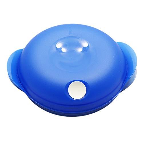 Tupperware Microondas Micro-Fix 700 ml Azul Redondo I50 Micro Lata Microondas