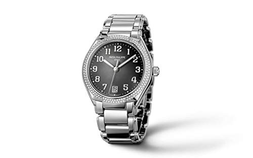 Patek Philippe Twenty4 Steel 7300-1200A-010with Gray Sunburst dial