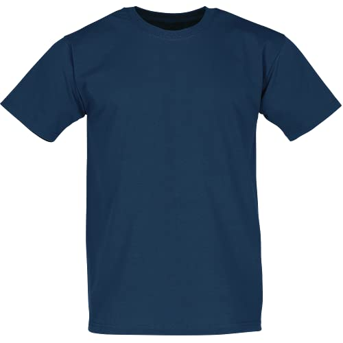 Fruit of the Loom - Classic T-Shirt 'Value Weight' 3XL,Navy
