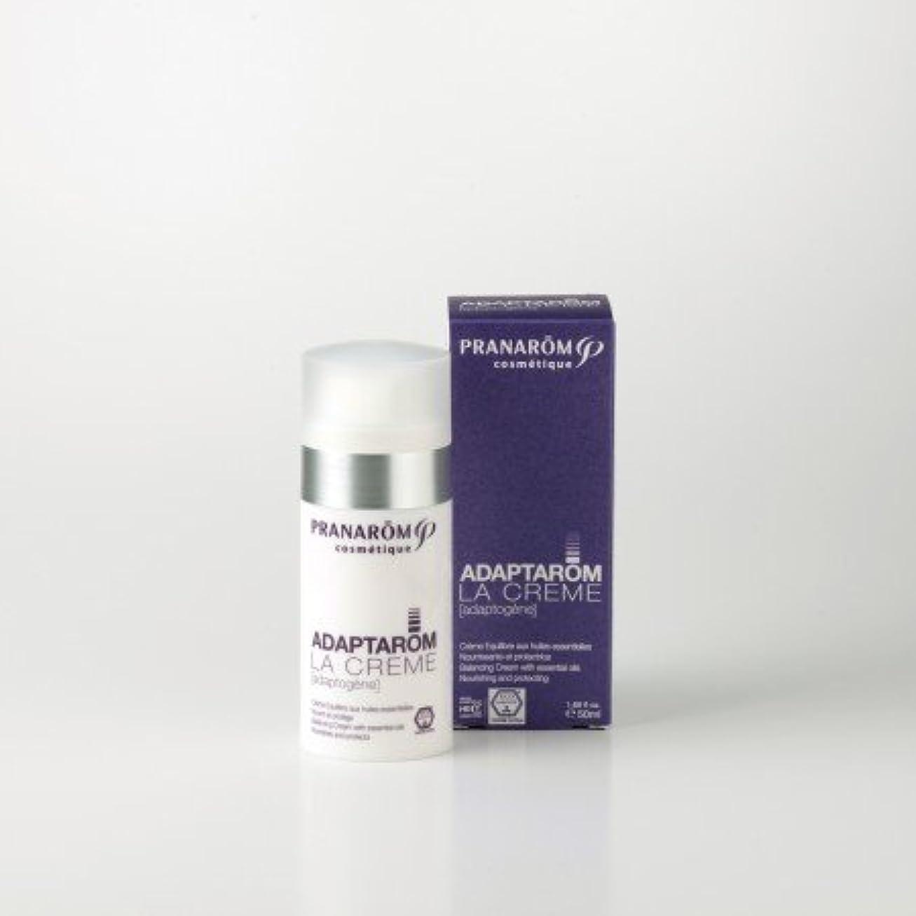 広範囲に枯渇する工業化するプラナロム (PRANAROM) 基礎化粧品 アダプタロム?クリーム 50ml 12673