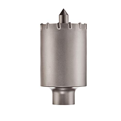 Milwaukee SDS-Plus 2 1/2' X 2 13/16' SDS-Plus Shank Thin Wall Core Drill Bit/Package Size: 1 Each