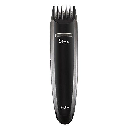 SYSKA HT200 Ultra Trim Beard Trimmer (Black)