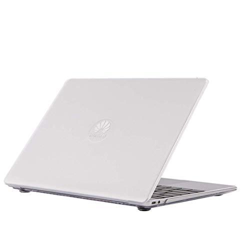 YGoal Hülle Kompatibel mit Huawei MateBook 13 2020, Kunststoff mattierte Hart Hülle für Huawei MateBook 13 2020-13 Zoll (Klar)
