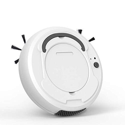 Lazy WNTHBJ Oplaadbare veegmachine, voor huishouden, drie-in-1 automatische uitgerekte robot, huishouden terugkeer intelligente mop