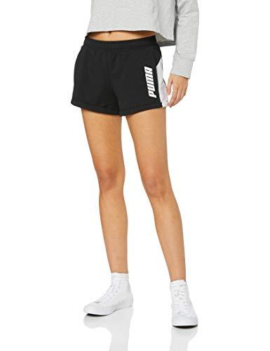 PUMA Modern Sports Damen Shorts Puma Black XS
