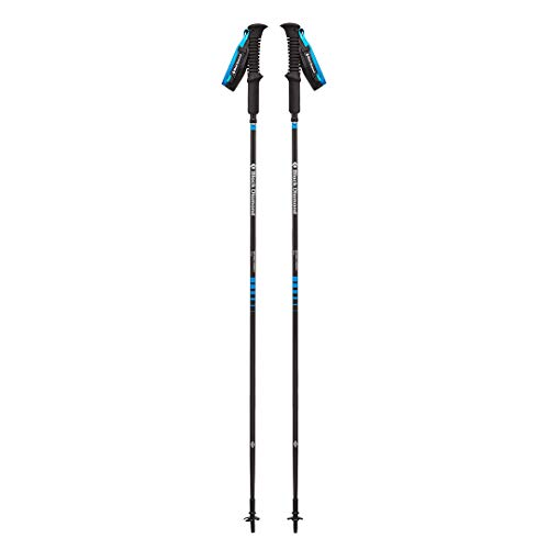 Black Diamond Distance Carbon Z Bastones, Unisex Adult, Negro, 120 cm