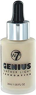 W7 Genius Feather Light Foundation 30ml-Buff by W7