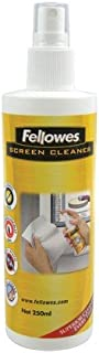 Fellowes 250ml Screen Cleaning Spray LCD/TFT/Plasma Limpiador de aire comprimido para limpieza de equipos - Kit de limpiez...