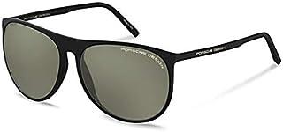 Porsche Design Sunglasses for Unisex, Grey, P8596-B-5815-140