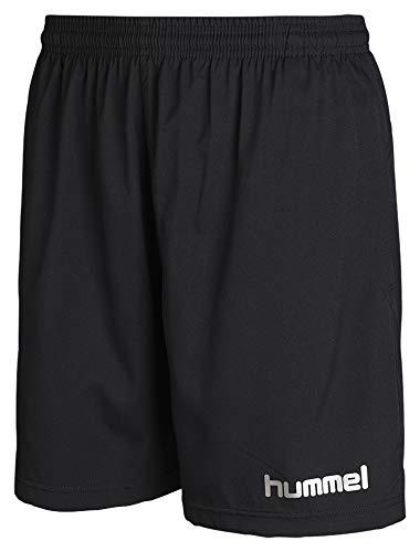 hummel Herren Schiedsrichter Shorts Classic, black/black, M, 10-020-2001_2001