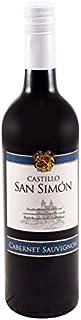Vino Tinto Cabernet Sauvignon Castillo De San Simon 750 ml