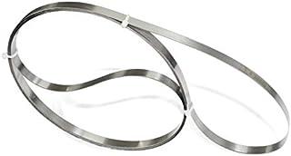 1st SK5 Bandsågblad Cutting Cloth 4450mm - 5500mm Gantry Bandsåg Steel Belt Blades 4460x15x0.45mm Cloth-skärande maskiner ...