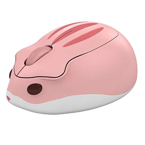 Maus 1200DPI bewegliche Minimaus 2.4Ghz drahtlose Nette Hamster-Mäuse für Tablette PC B