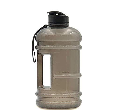 2.2L Sport Gym Training Drink Botella de Agua Cap Hervidor Camping Jarra
