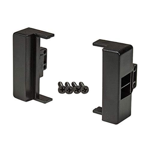 tomzz Audio 2403-010 Radioblende kompatibel mit Audi A4 B5 8D, schwarz