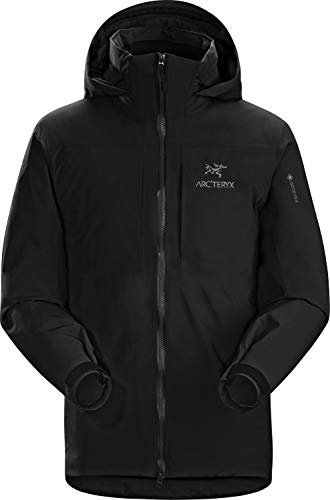 Arc'teryx Fission SV Jacket Men's (Black, Large)