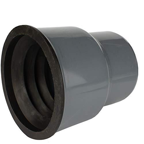 Fallrohr Reduzierung Adapter Dachrinnenablauf - MKK® Ø 70-55 auf DN50