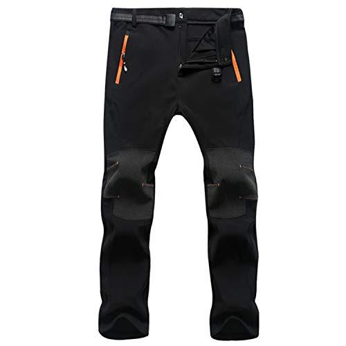 SUKUTU Pantalones de Senderismo para Hombres al Aire Libre Pantalones...