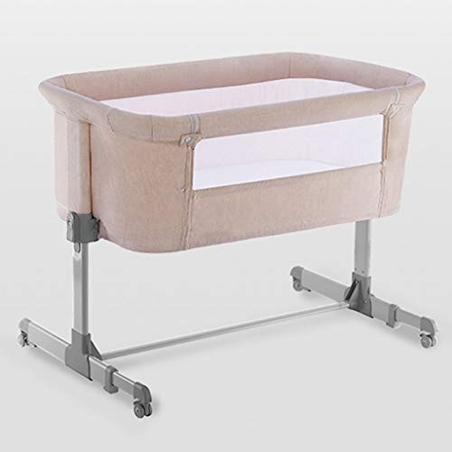 Cheapest Prices! Rocking Chair Cribs Multifunction Cots Baby Bed Infant Travel Bed Sleeper Zippered ...