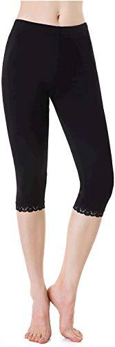 Ferrieswheel Story Leggins 3/4 Mujer Vestir Pantalones Cortos Debajo De Vestidos Pantalón Corto