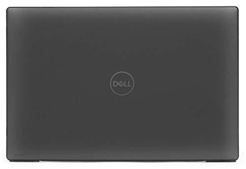 mCover Hard Shell Case for 2020 13.4' Dell XPS 13 9300 and 9310 (non-2in1) Models (**Not for 9310 2 in 1 Model**) (Black)