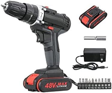 48V NEW Cordless Max 71% OFF Screwdriver Drill Electric Pow