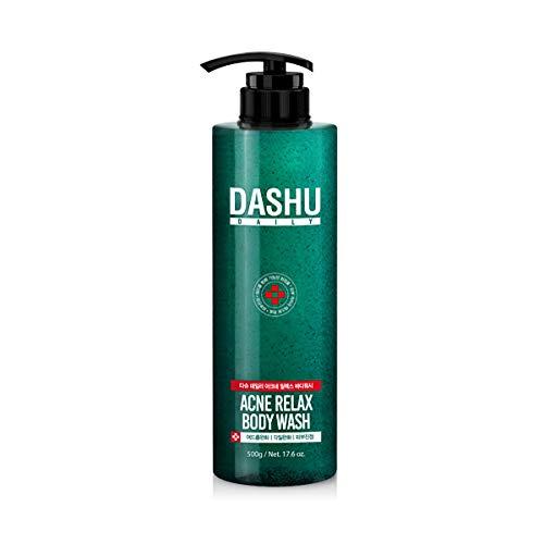 Max 50% OFF DASHU Daily Acne Relax Body Wash - oz 16.9fl High quality new treatment Coo