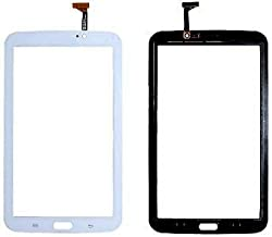 DAZONE 7.0 Touch Screen Digitizer for Samsung Galaxy Tab 3 3G WiFi T210R T210 T210L T211 T217A + 7 Tools(White)
