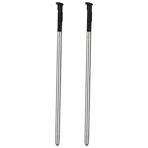 Toygogo Paquete de 2 Lápices Táctiles Stylus Lápiz Capacitivo Lápiz de Sensibilidad a La Presión Apto para LG Stylo
