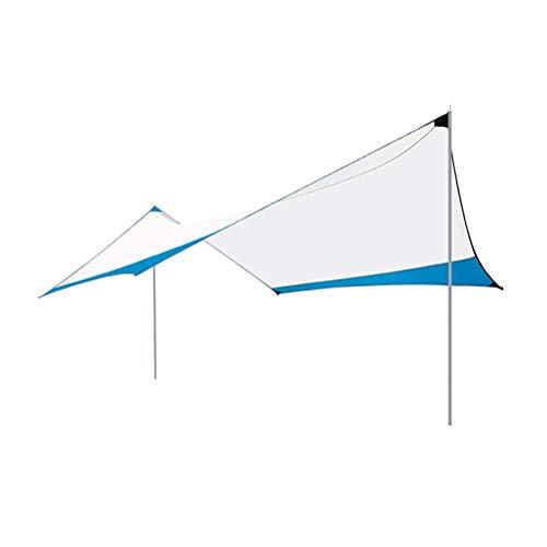 YUQIYU Tenda Esterna Eccellente Ampio pergolato Tenda Campeggio Impermeabile agli Agenti atmosferici Tenda Tenda casetta da Giardino