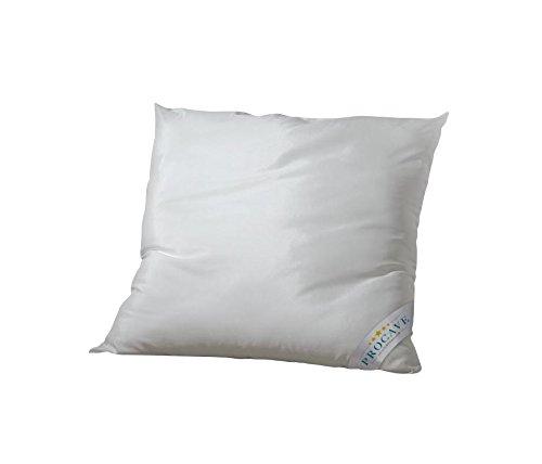 PROCAVE Micro-Comfort Kissen 80x80cm | Mircofaser | Kopfkissen | Schlafkissen | Soft Touch