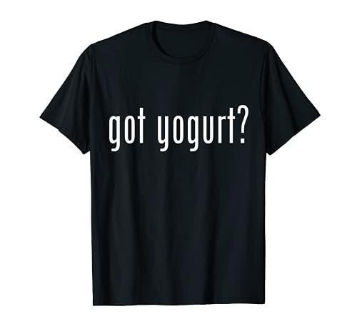 Funny Frozen Greek Got Yogurt T-Shirt