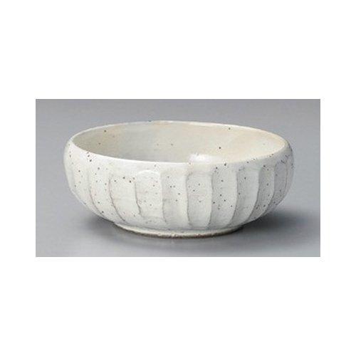 シリーズ丼 粉引鉄彩6.0漬物鉢 [17.5 x 6.3cm] 土物 和食器 料亭 旅館 飲食店 業務用