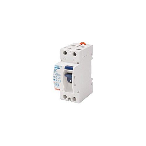 Gewiss – GW94827 – INT.Diff.Puro 2P.40A ISTANT.A-0.03 Interrupteur diffuseur