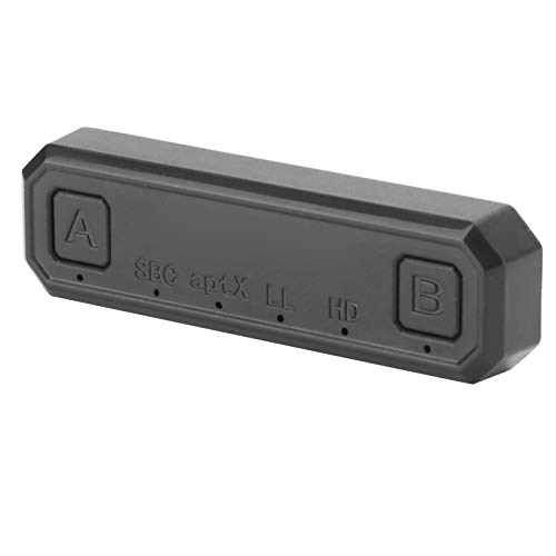Bluetooth Adaptador, Bluetooth Transmisor Receptor Audio Transmisor con Abdominales 2.402ghz -2.480GHz por PS4 / Ordenador Personal/NES Lite