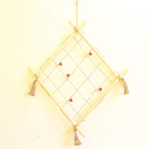 Heetey Weihnachten Frohe Home wandbehang Polygon Dekoration anhänger holzbilderrahmen Display Wanddekoration Wandbehänge Weihnacht Holz Wand hängen Wanddekoration für Weihnachten