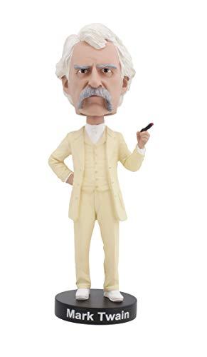 Royal Bobbles - Wackelkopffigur Mark Twain