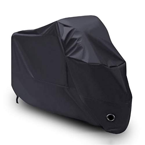 Full Motorcycle Cover Compatible with Motorbike Cover Honda PCX 150, Upgraded Waterproof Durable Motorcycle Hood, 6 Colors, 6 Choices (Color : B1, Size : 295110140CM)