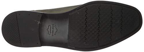 Cole Haan Men's Wagner Grand Chelsea Boot Waterproof, Midnight Grey Nubuck Wp, 11.5 Wide