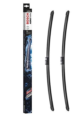 Bosch Aerotwin Escobilla limpiaparabrisas A079S, Longitud: 650 mm 650 mm – 1 juego para el parabrisas (frontal)