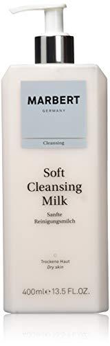 Marbert Rich Cleansing Latte Detergente Viso, Donna, 400 ml